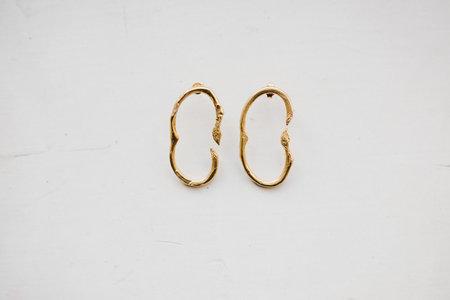 ALIGHIERI The Surreal Lion Earrings