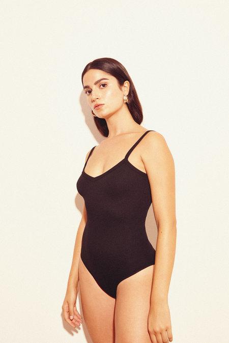 Kamperett La Mer Bodysuit - Black