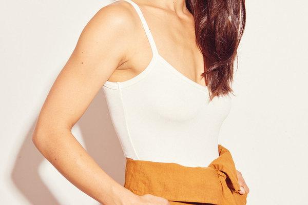 Kamperett La Mer Bodysuit - Ivory