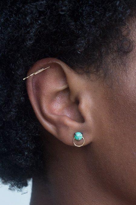 Smoke & Daggers Perigee Post Earrings