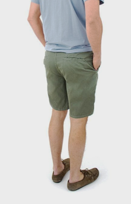 Mollusk Walk Shorts - Green