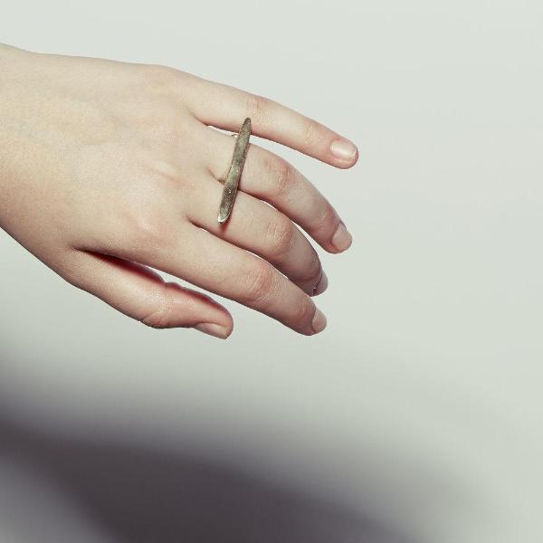 Odette New York Ligne Ring - Sterling Silver