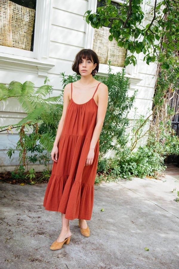 Xirena Ruby Dress - Ginger