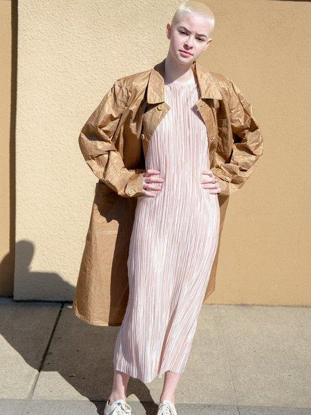 Wolcott : Takemoto GLORIA DRESS - ASTILBE BODRE KNIT