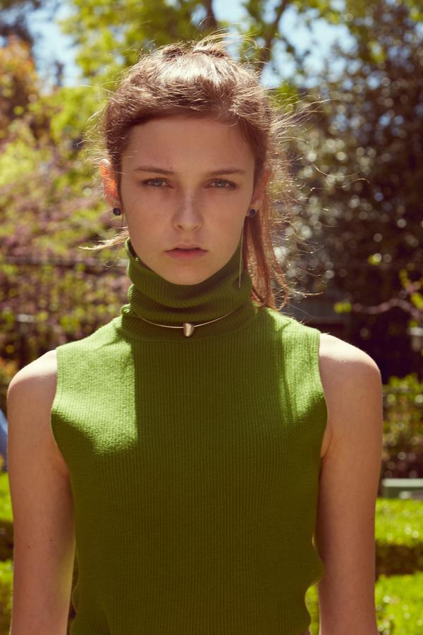 Paige Cheyne Pebble Collar
