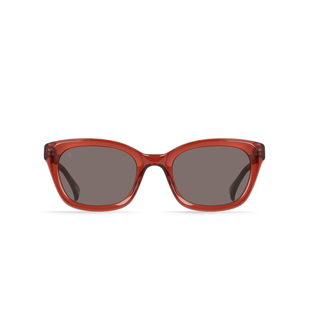 Raen Clemente sunglasses - brandy / plum brown