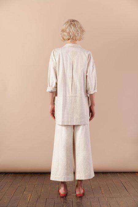 House Dress Dobkin Blazer - Ecru