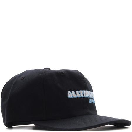 Alltimers Block Hat - Black
