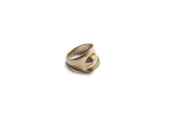 Uni Jewelry Emi Ring - Bronze