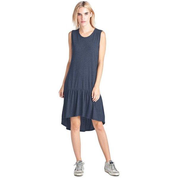 Nation Ltd Avery Dress - Midnight Blue