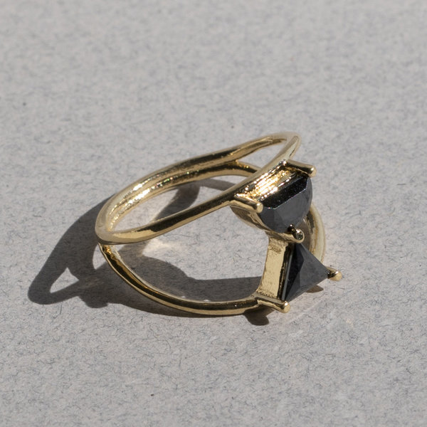 Lindsay Lewis Halsted Ring