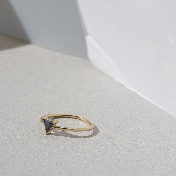 Lindsay Lewis Ashland Ring - Black