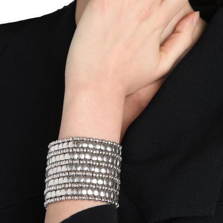 Philippe Audibert Manchette Box Cuff - 5 Row