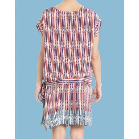 Toupy Racine Silk Field Dress