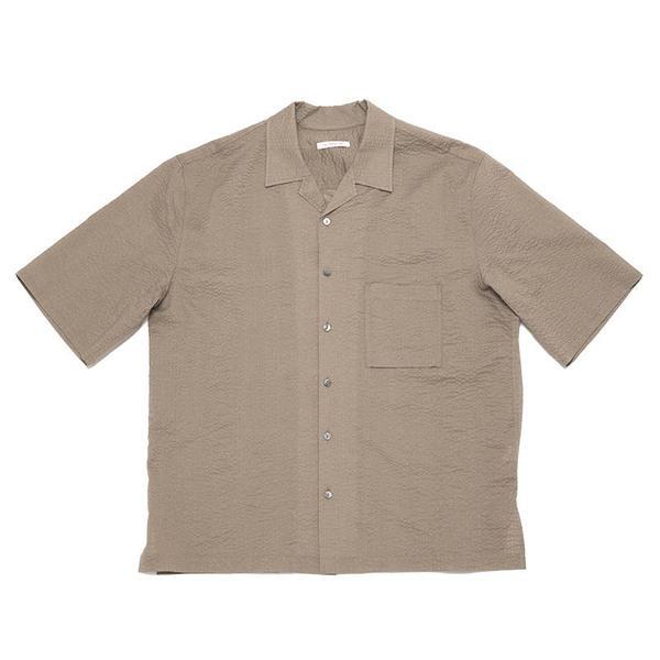 S.K. Manor Hill Aloha Shirt - Gray Lawn