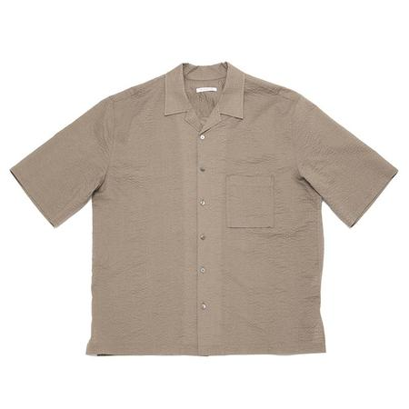 S.K. Manor Hill Aloha Shirt - Gray Lawn