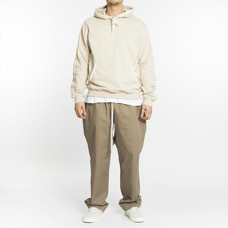 S.K. Manor Hill Stadium Hoody - Sand