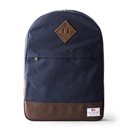 Jack + Mulligan Miller Backpack - Navy