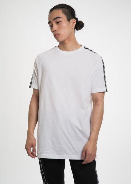 Perry, T-Shirt Homme, Blanc (Bright White), MediumWood Wood