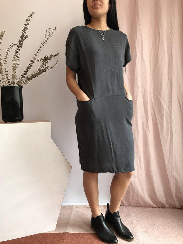 Valérie Dumaine Rochelle Dress - Noir