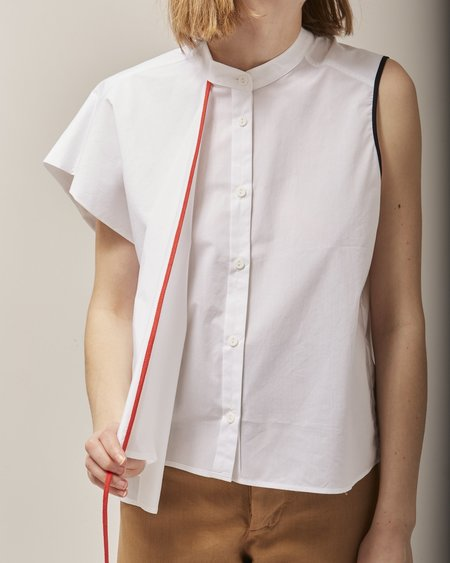 Reality Studio Shirley blouse - white