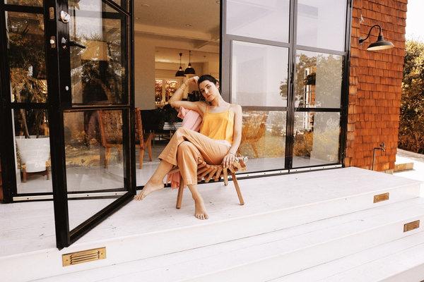 Nico Nico Womens Solar High Waisted Pants - Twig