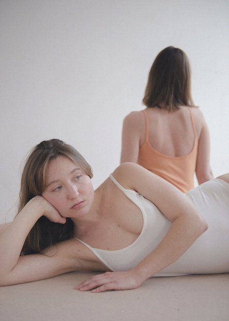 The Bodysuit of Barcelona The Soleil Bodysuit - White
