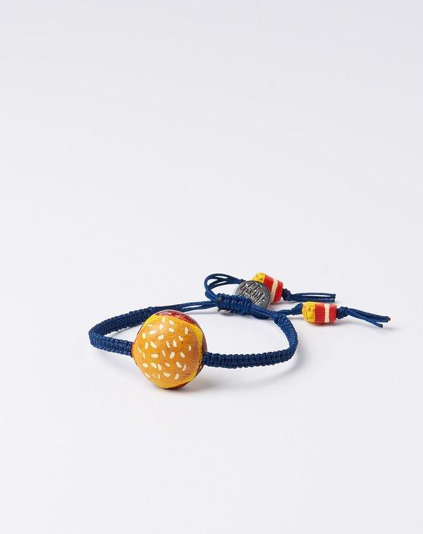 Venessa Arizaga Burgers and Fries Bracelet