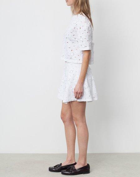 Athe Vanessa Bruno Clara Skirt - White