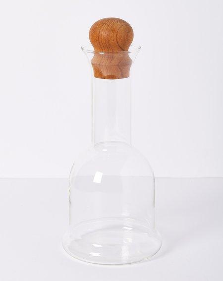 Vintage Dansk Glass Decanter