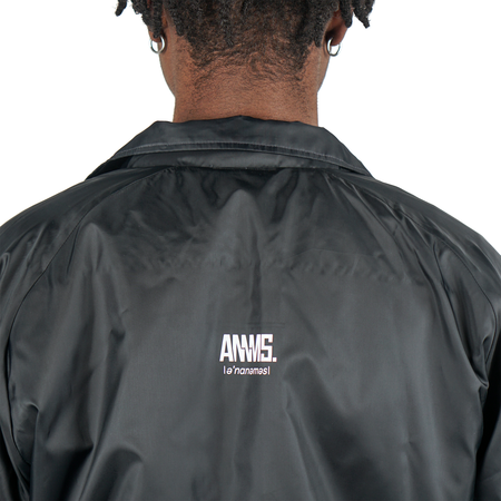 Annms Shop Annms Coach Jacket - Black