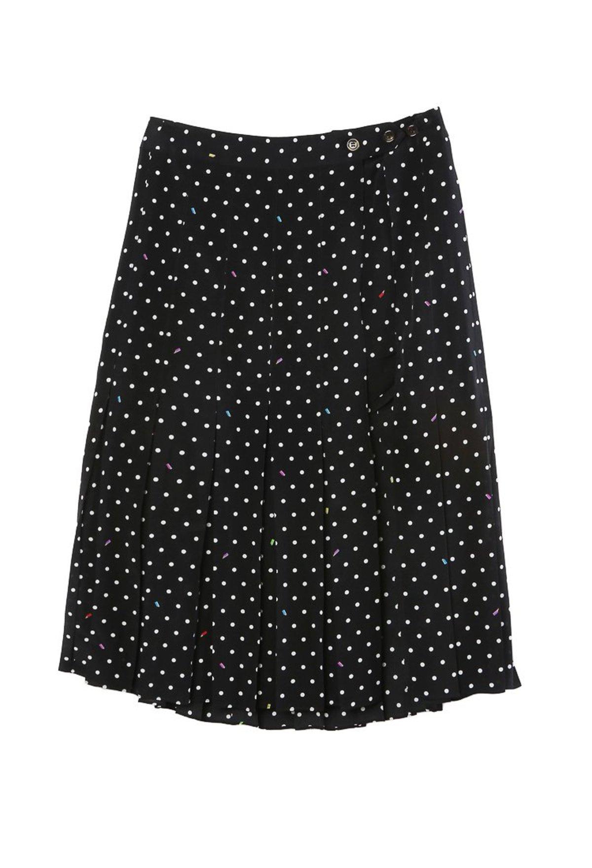 977e4eacb7 Sandy Liang Uniform Polka Dot Skirt | Garmentory