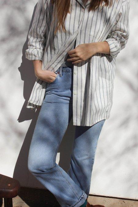 General Sleep Sleep Shirt - Stripe