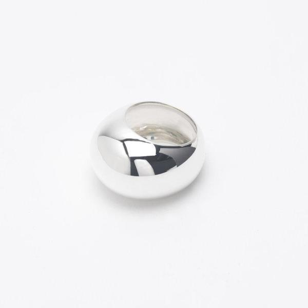 Leigh Miller Sterling Silver Bubble Ring