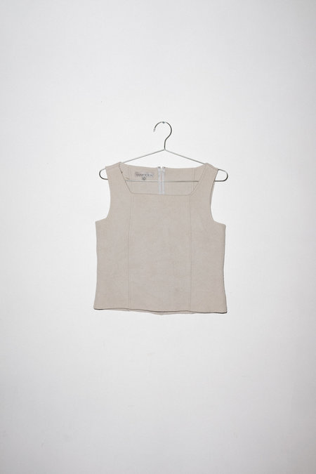 Clan of Cro Vintage WOOL TANK