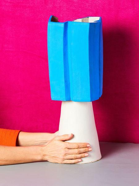 Bzippy & Co. Klein Vase