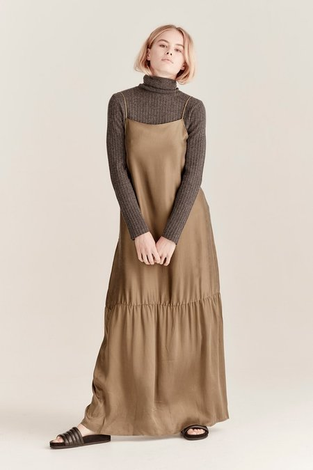 MARLE Billy Dress - Khaki
