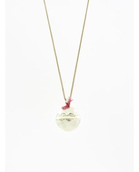Ombre Claire Tamtout Necklace