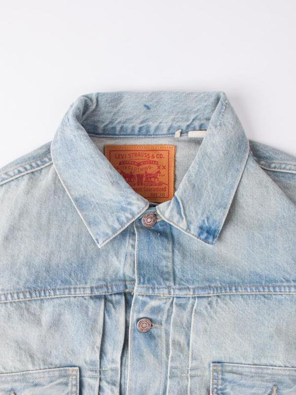Levi's Vintage Clothing 1953 Type II Jacket - Break Water