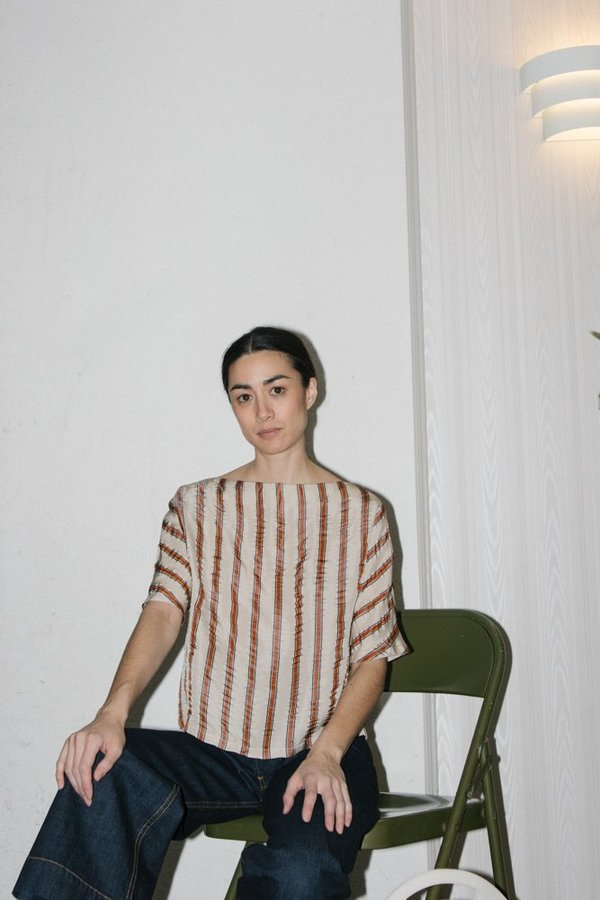 Samuji Liona Shirt - Copper