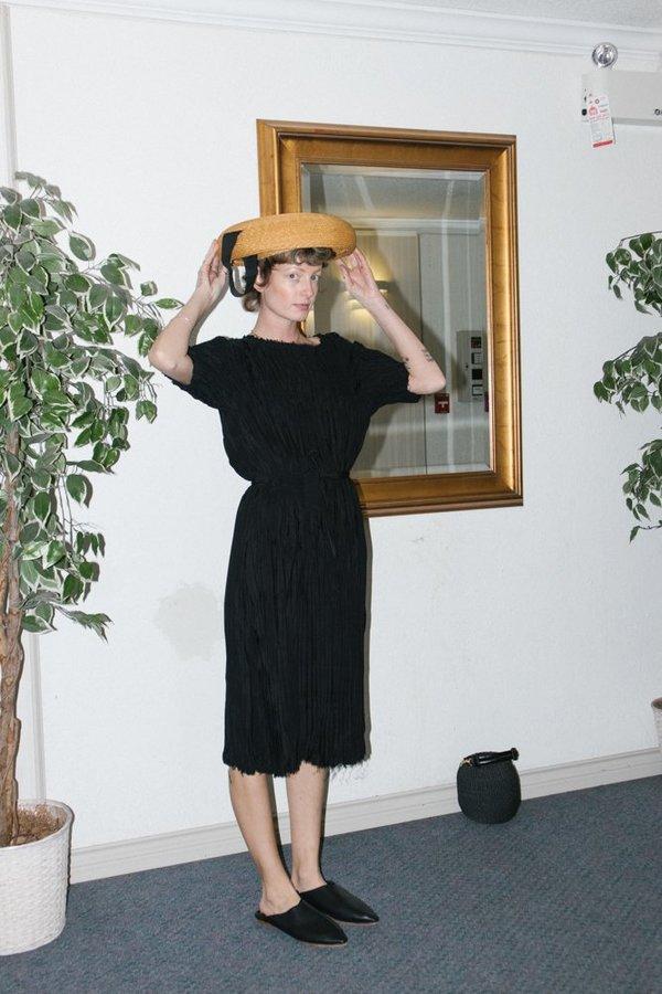 Samuji Piatto Hat - Natural