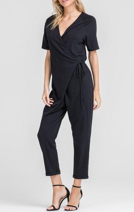 Lush Knit Jumpsuit
