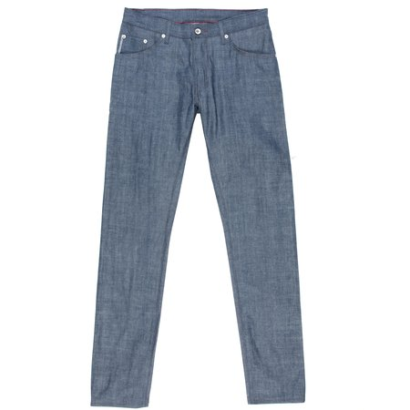 Raleigh Martin Pant - Selvage Chambray