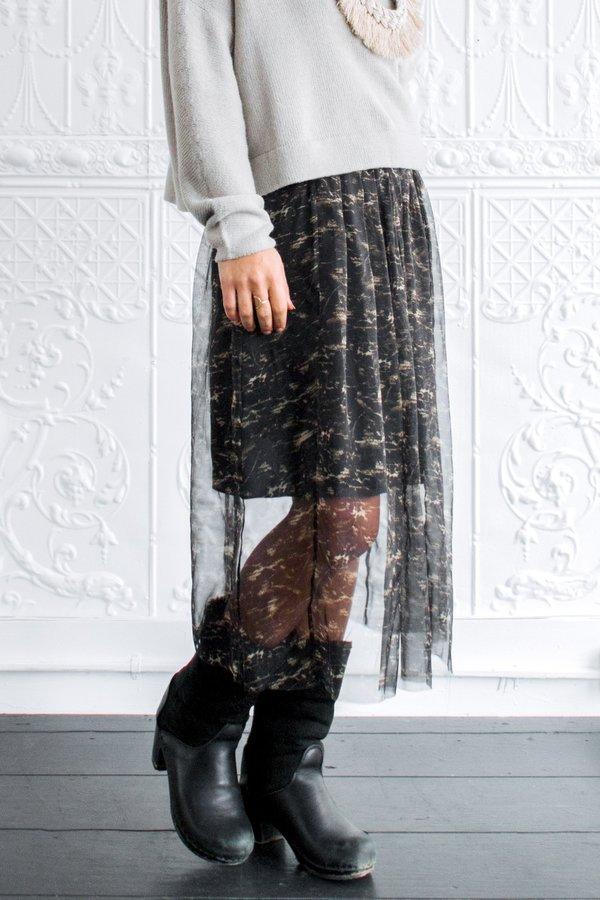 Gary Graham Hedera Skirt