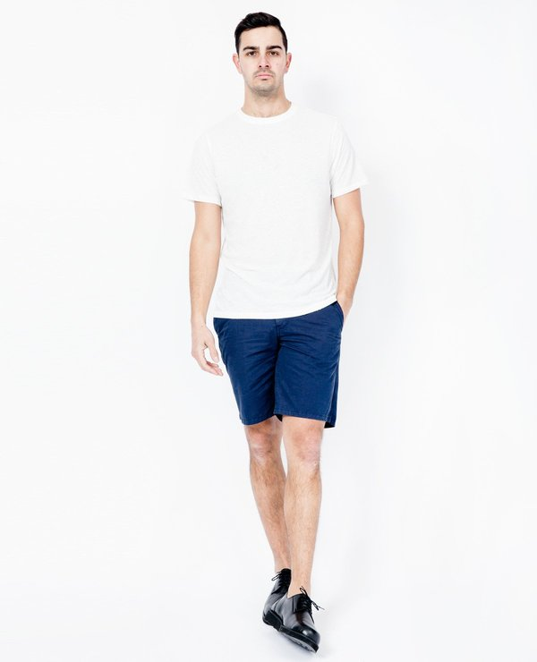 Norse Projects Aros Shorts - Navy