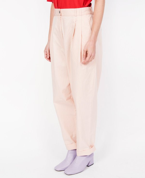 Wray Fielding Pant - Clay Pink