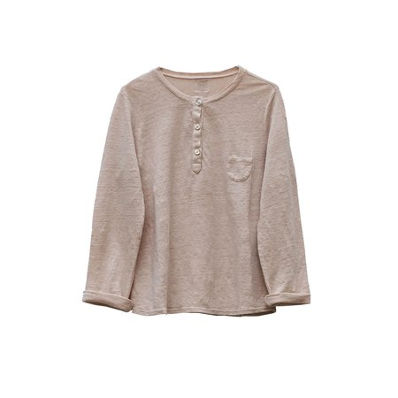 Kids Le Petit Germain Orson Shirt - Pierre