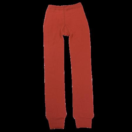 Unisex Woolpower 200g Long John Pant - Red
