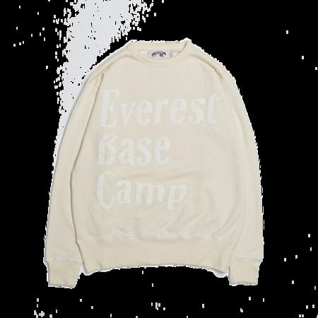 Unisex Westerlind Everest Basecamp Sweatshirt - Natural