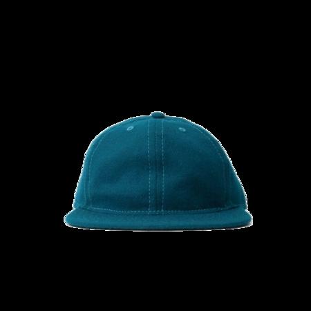 Unisex FairEnds Flannel Ball Cap - Teal